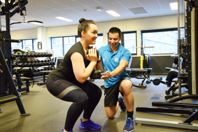 Personal training CityFit Zwolle